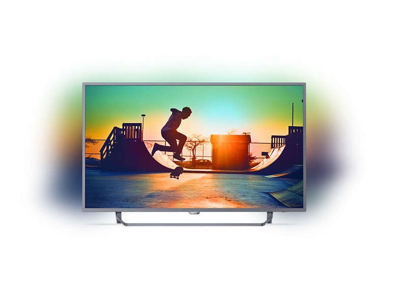 Philips 50PUS6272, un excelente Smart TV UHD ultra-plano