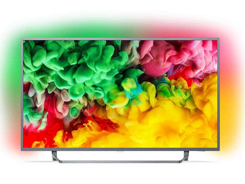 Philips 55PUS6753, una Smart TV 4K con la nueva plataforma Saphi