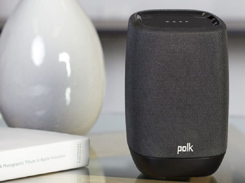 Polk Assist Smart Speaker, nuevos altavoces inteligentes