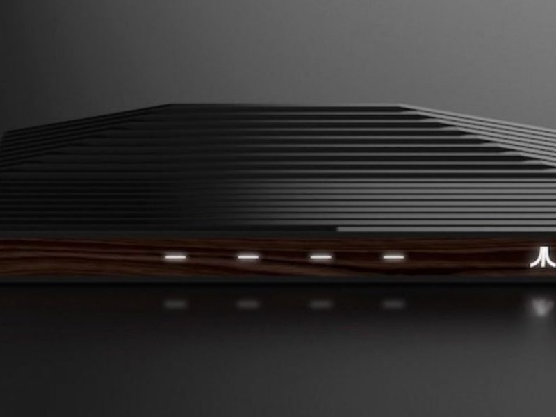 nueva consola Atari 4K HDR