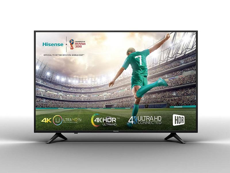 Hisense H43A6100, una Smart TV 4K con el nuevo sistema operativo VIDAA U