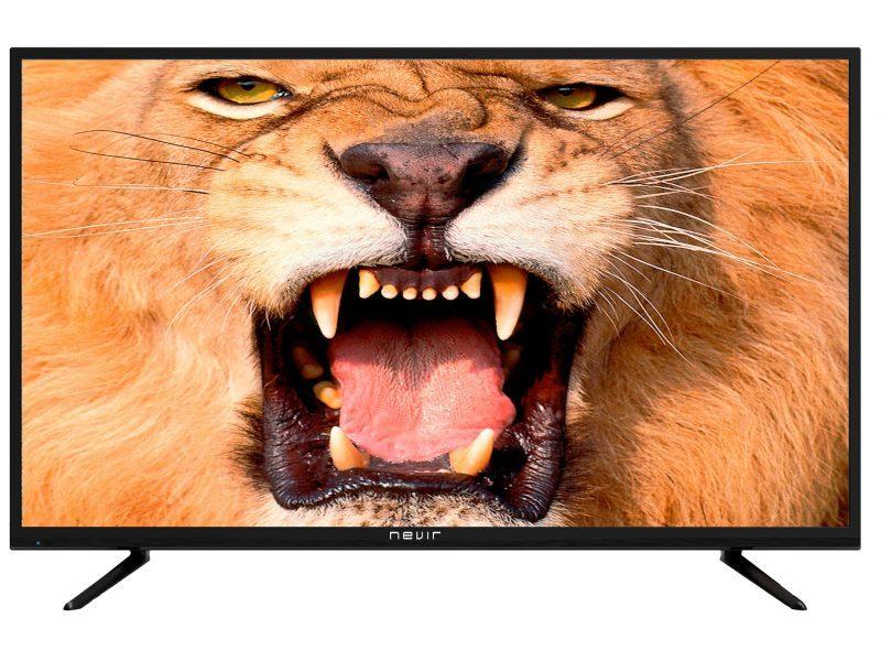 Nevir NVR-7900-43-4K2-N, un televisor que todos podemos comprar