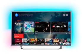 Disfrutamos del SO de Android en este televisor