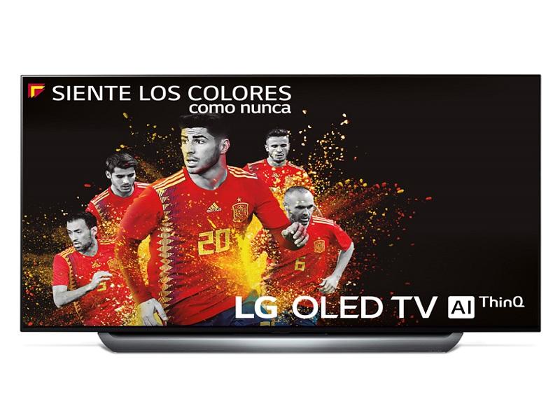 Televisor LG OLED TV 4K