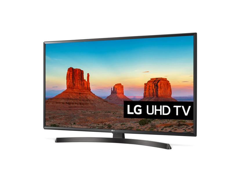 LG 43UK6470, una imagen 4K con HDR con el webOS más actualizado