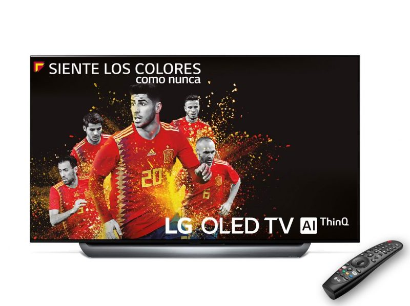 LG OLED65C8PLA, gran OLED exquisito y accesible