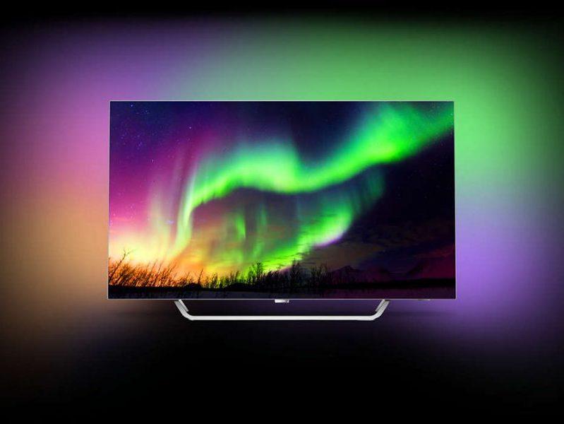 Philips 65OLED873/12, un espectacular televisor OLED en todo