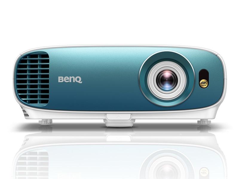 Benq TK800, el 4K y HDR llegaron a los proyectores