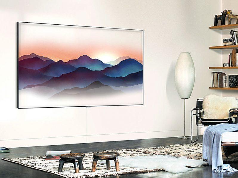 Samsung QE75Q6FN, lo mejor de la firma sólo cabe en un panel enorme