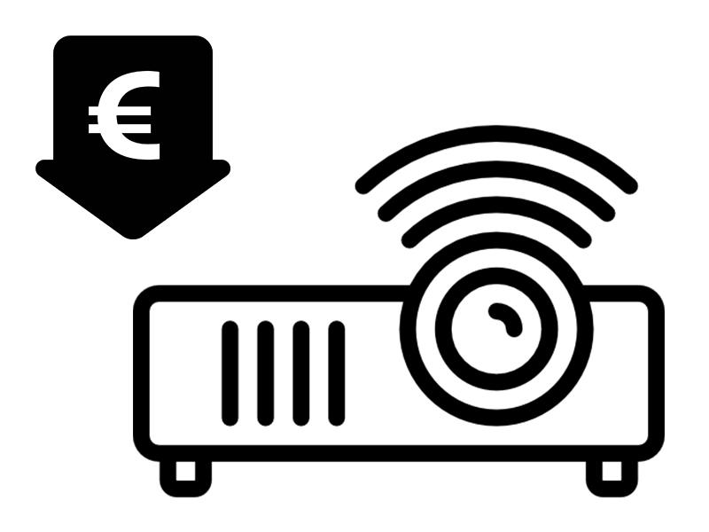 Proyector barato: Te presentamos los mejores