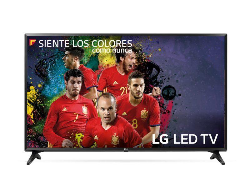 LG 49LK5900PLA, IA en los televisores más sencillos