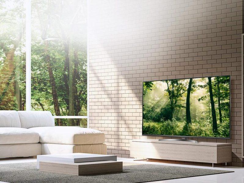 LG 49SK8100PLA, un televisor medio que apunta muy alto