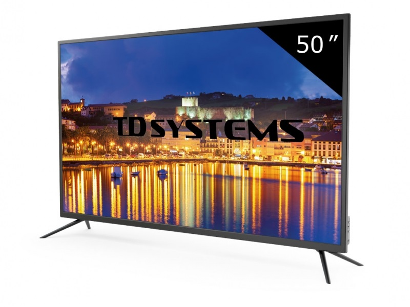 TD Systems K50DLG8F, TV Full HD de 50 pulgadas