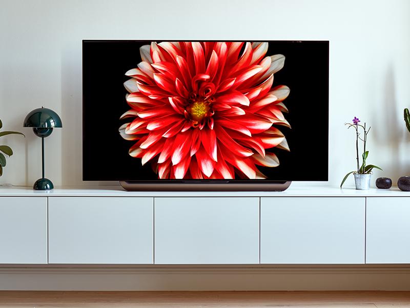 LG OLED55C8PLA, inteligencia y diseño a gran escala