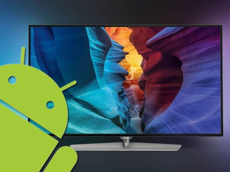 Ya se huele Android Oreo en los televisores Philips