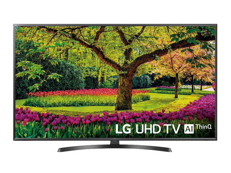 LG 43UK6470PLC, con WebOS 4.0 lleno de Inteligencia Artificial
