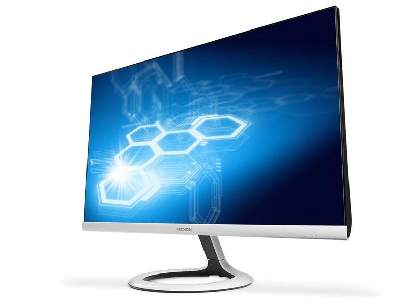 Medion P57581, características de un monitor completo y elegante