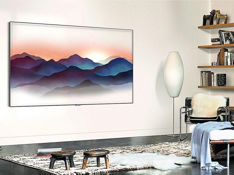 Samsung QE55Q8DN, grande y espectacular a todos los niveles