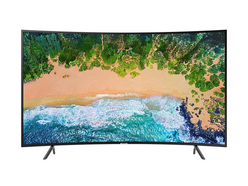 Samsung UE49NU7372, un TV curvo UHD de 49 pulgadas