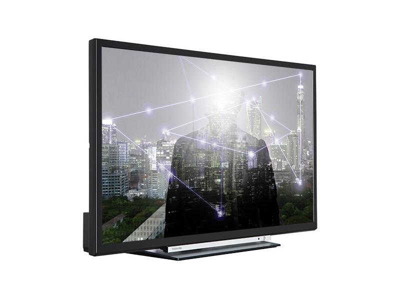 Toshiba 24W3753DG, un pequeño TV para contenidos multimedia