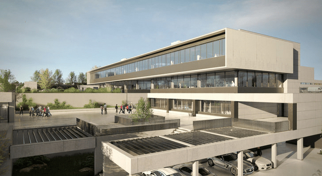 La Ciudad de la Tele dará mucho trabajo en la nueva oficina de Netflix en España