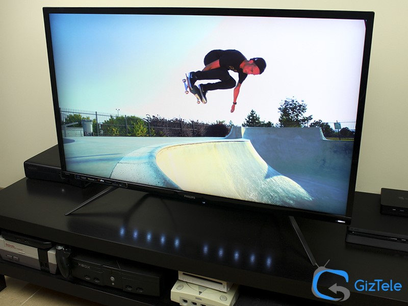 Philips 436M6VBPAB, review del monitor gaming de Philips