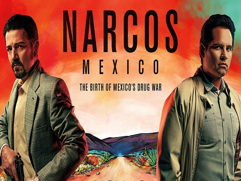 Aquí tienes el tráiler de Narcos México, en Netflix el 16 de noviembre