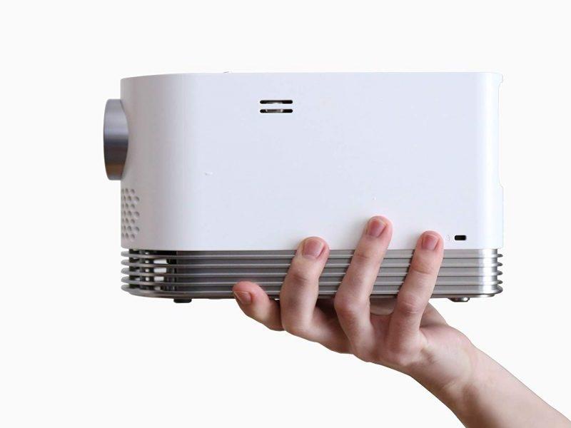 LG HF80JS, un pequeño proyector de gama alta que te va a encantar