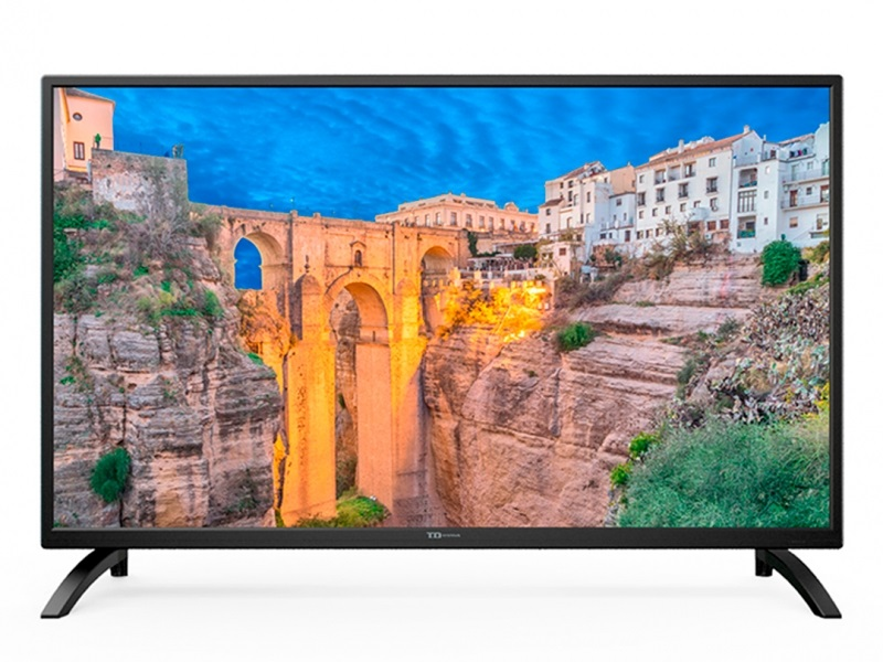 TD Systems K32DLM8HS, un TV de gama baja con Android integrado