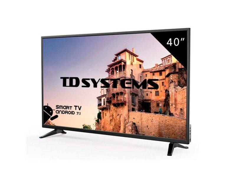 TD Systems K40DLM8FS; televisor inteligente, compra inteligente