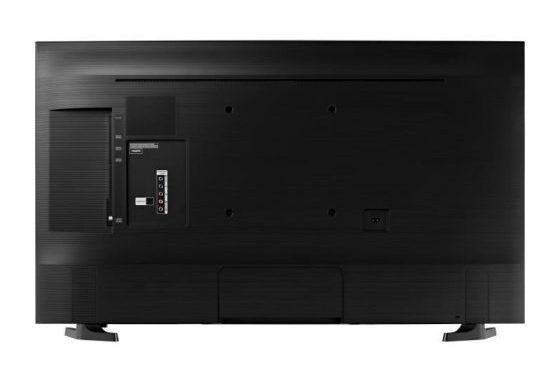 Samsung UE40N5300 - cubierta trasera