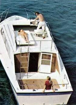 Luhrs Builds Boats For Men 1971 Bangor Punta Archives