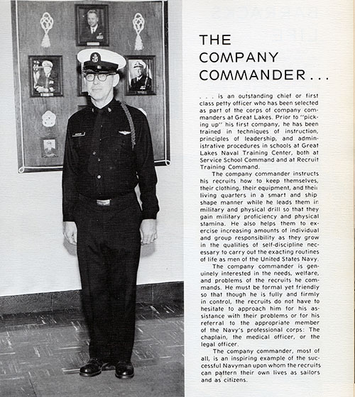 Second Command School