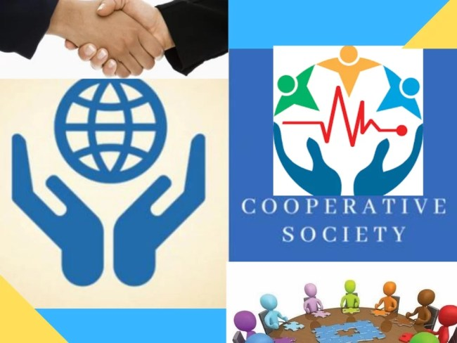 MCQs on Cooperative Society