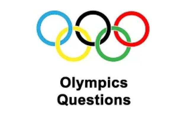 Tokyo Olympics 2021 GK quiz