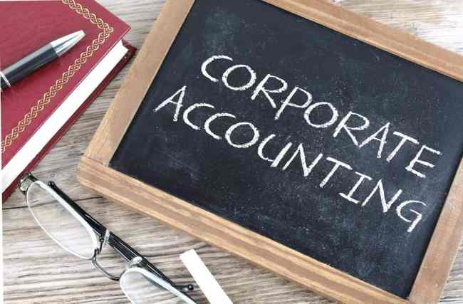 Corporate Accounting MCQ