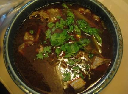 蜀山饌~鮮熬麻辣麵|新北林口美食︱美食王國