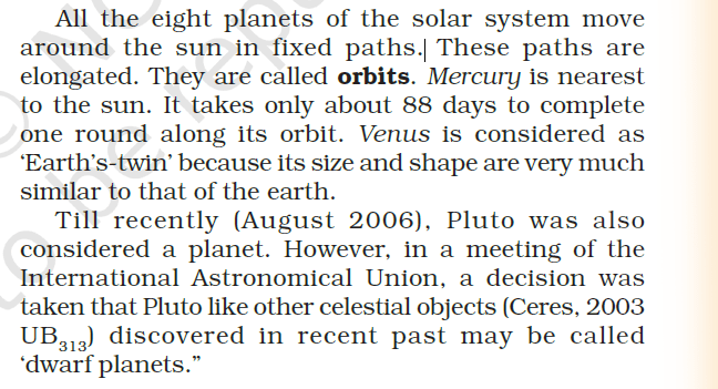 mercury planet english geo