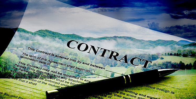 Oil and Gas Contract