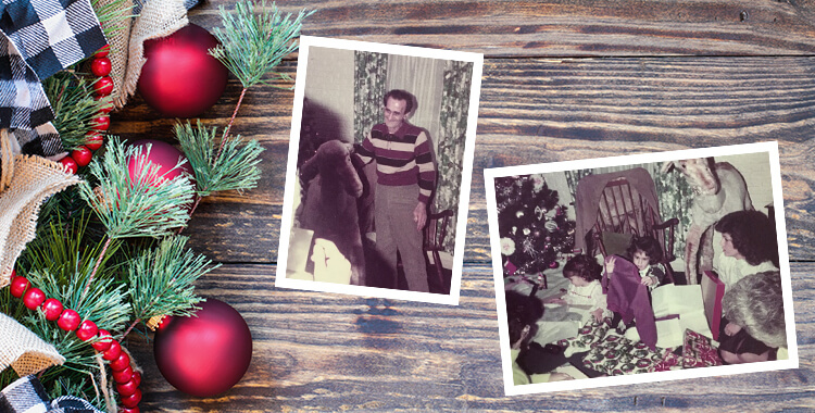 The Legacy of Carmen the Christmas Camel Vintage Photos