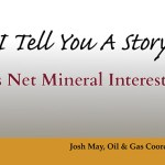 Josh May Oil and Gas - What Is Net Mineral Interest?