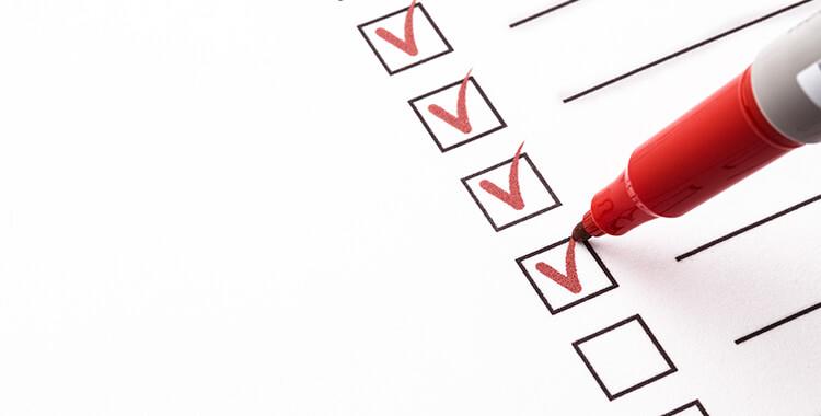 Social Security Checklist