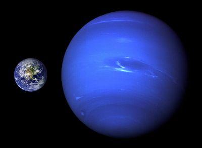 वरुण ग्रह की खोज किसने की?