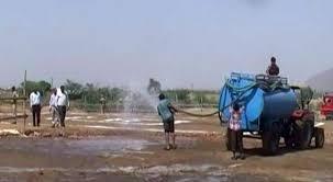 भारत में सिंचित भूमि का प