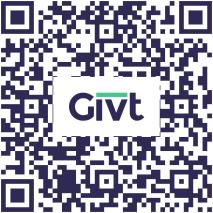 Givt app QR code