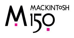 Mackintosh 150 logo