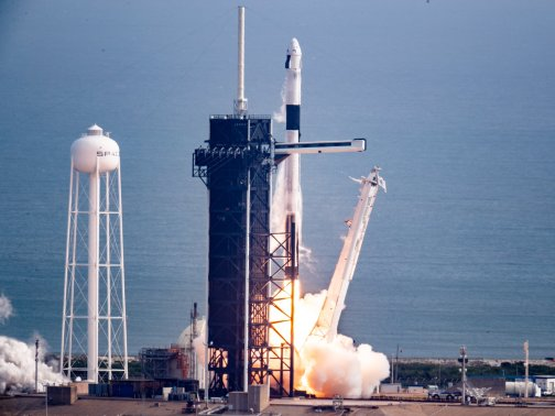 Spacex Launch - John McGill