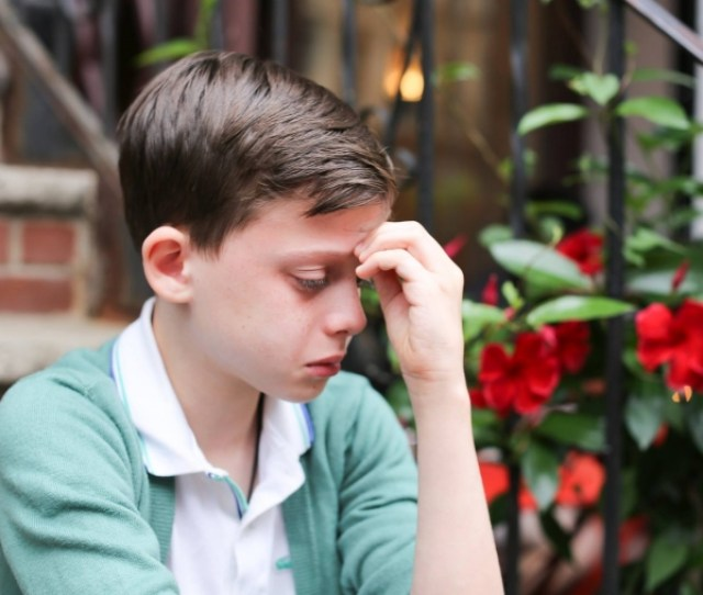 Humans Of New York Hony Published A Photograph Last Week Of An Emotional Young Boy Who Is Quoted As Saying Im Homosexual And Im Afraid Of What My