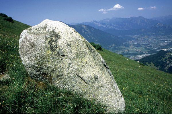 Bloc Alphonse Favre Pointe d'Andey