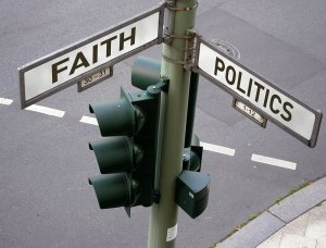 Politics-faith